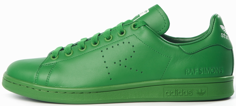 adidas Raf Simons Stan Smith Green/Green
