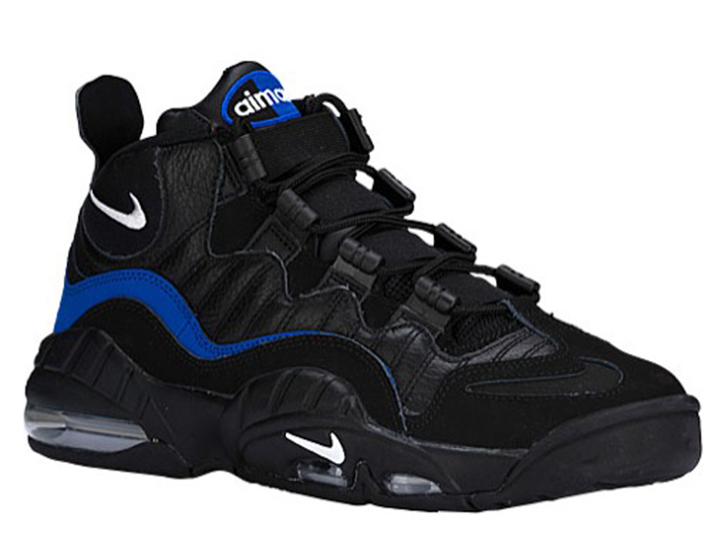 wholesale dealer 78fcc 01e17 Nike Is Bringing Back Chris Webber s Shoe