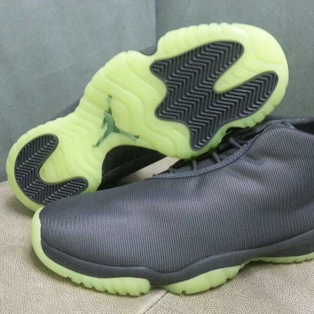 Air Jordan Future 3M Reflective Green (3)