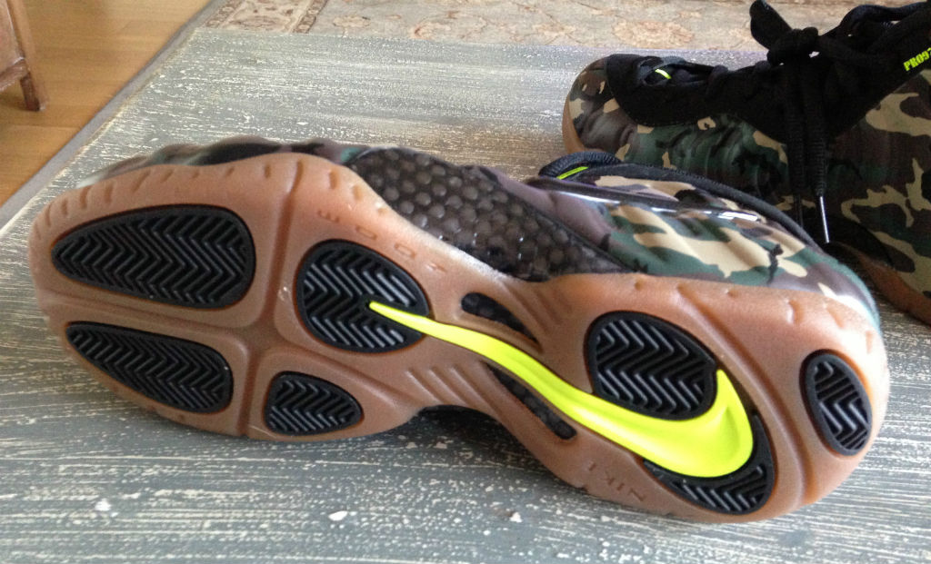 Nike Air Foamposite One - Army Camo (8)