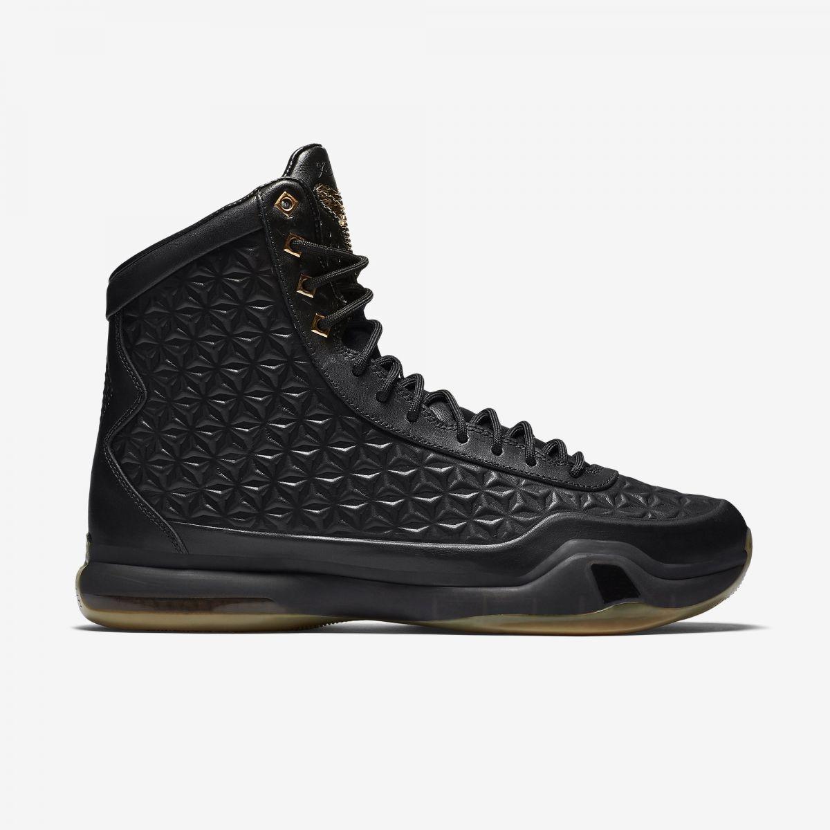 quality design cc9ba 47568 Nike Kobe X EXT High  Black Gold