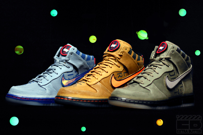 a look back at the galaxy footwear collection by nike