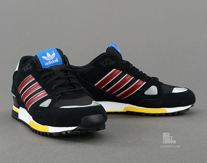 0d9f348663b48f Pick up your pair of the Black Cardinal ZX 750 now from select global adidas  Originals retailers