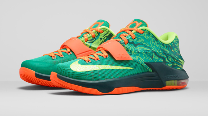 wholesale dealer d63d6 3578f How to Buy the Nike KD 7  Weatherman  on Nikestore