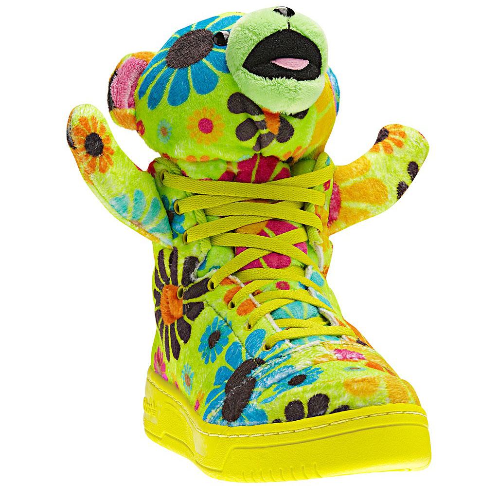 ffd87323964a adidas Originals Jeremy Scott Bear