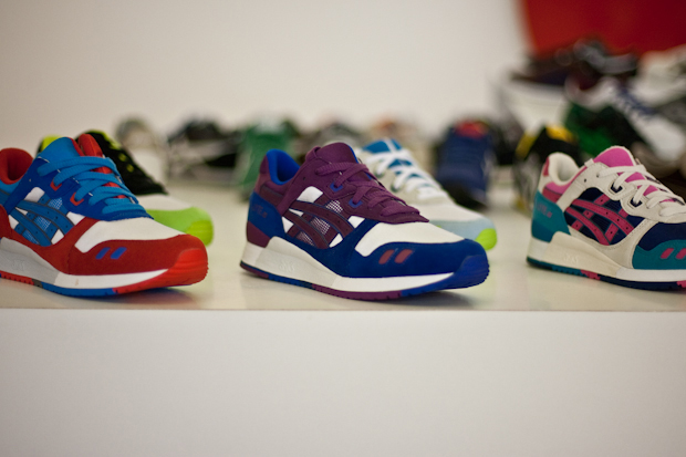 Asics Gel Lyte III Fall/Winter 2011 Preview
