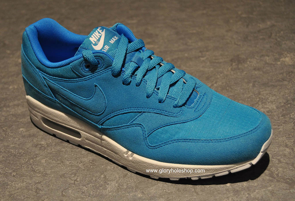 Nike Air Max 1 Dynamic Blue White (1)