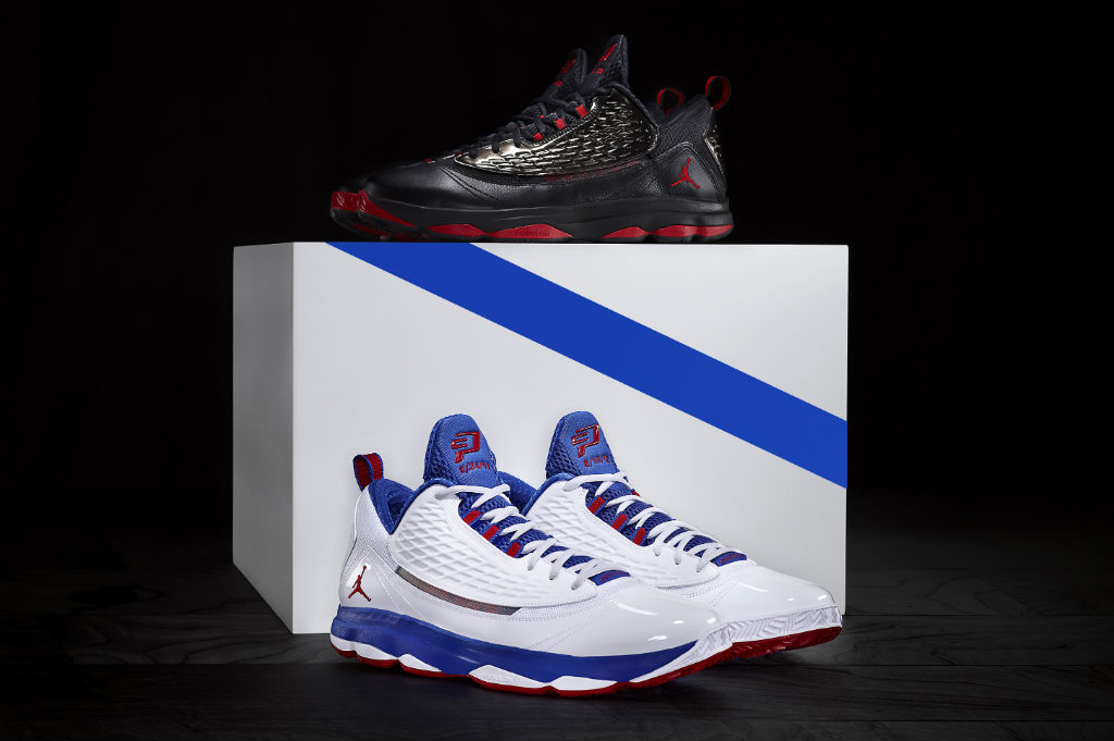 Jordan CP3.VI AE Chris Paul Playoff Player Exclusives