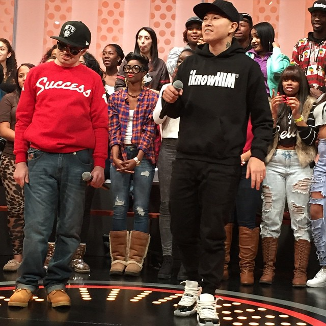 f3cd4f046e8 ... new style jim wearing air jordan xi 11 concord 2b153 11e30 amazon  teyana taylor rocking air jordan cool grey ...