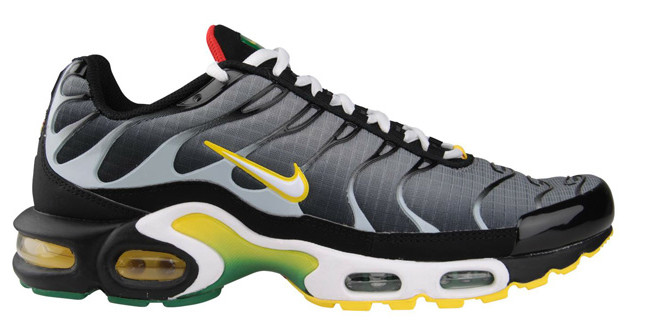 9c70dc0878774f Nike Air Max Plus - Rasta