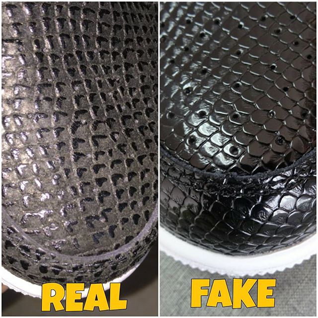 How To Tell If Your 'Pinnacle' Air Jordan 1s Are Real or ...