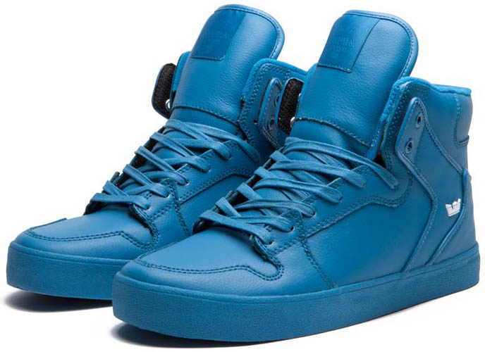 SUPRA Action Pack Vaider Shoes Blue (2)