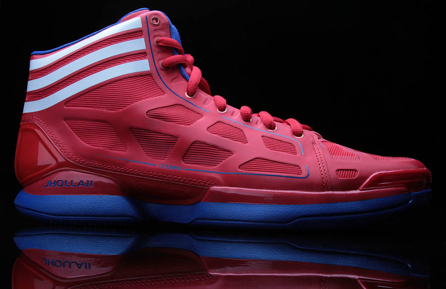 adidas adiZero Crazy Light - Jrue Holiday Player Exclusives Red (1)