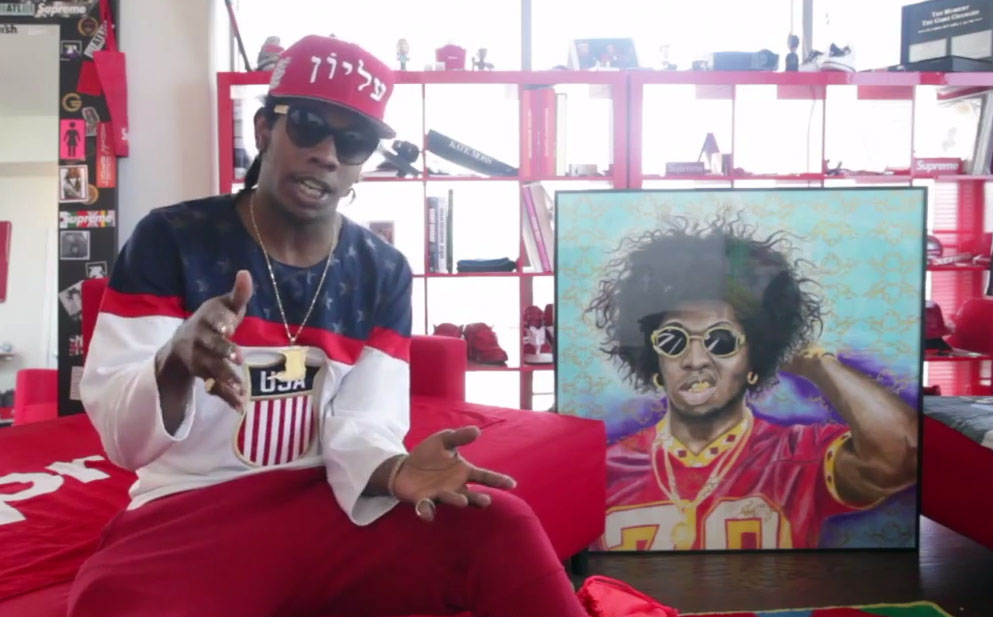 Trinidad James Presents: Camp James '1st and 15th' Episode 9