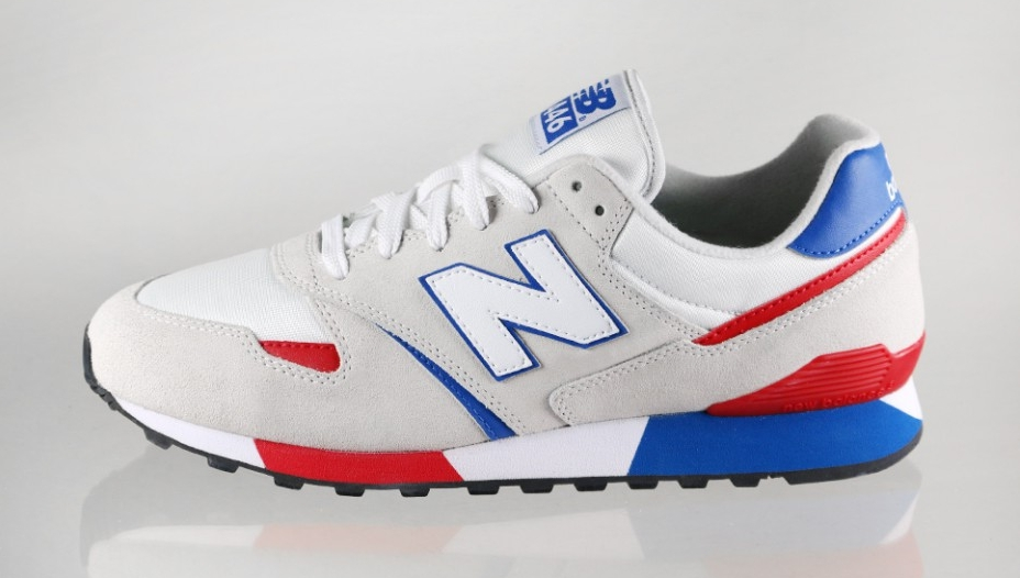 New Balance digs deep into their running archives and comes back with this  silhouette for 2015.