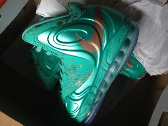 newest 31cd7 99614 Release Date    Nike Air Max Hyperposite - Statue of Liberty