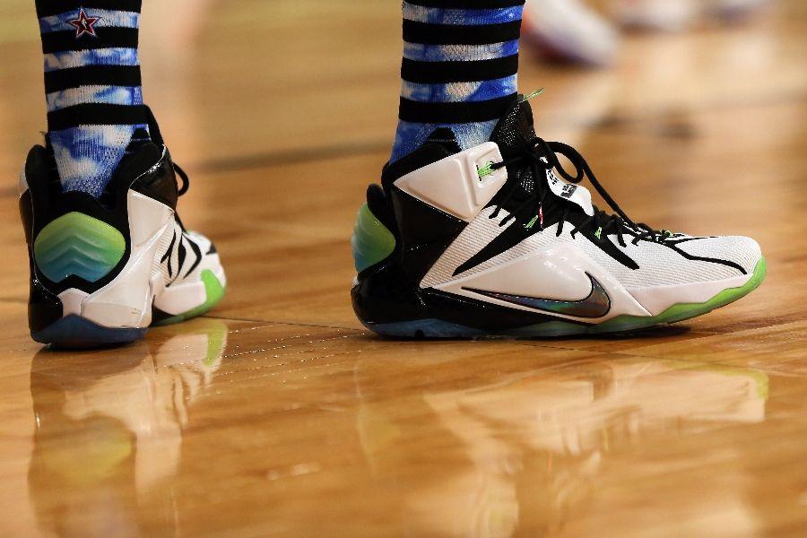 lebron 12 all star game shoe running online