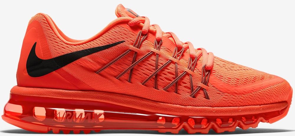 Nike Air Max 2015 Bright Crimson/Bright Crimson