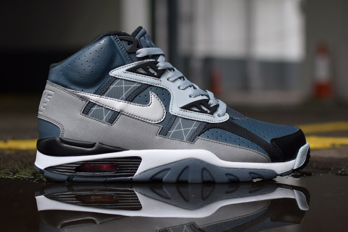 new concept 75404 77c75 Nike Air Trainer SC - Slate BlueReflective Silver ...