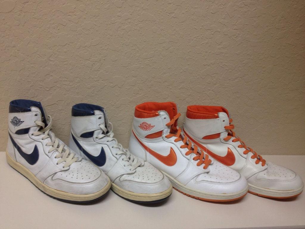 Buy 17 Pairs of Original Air Jordan 1s