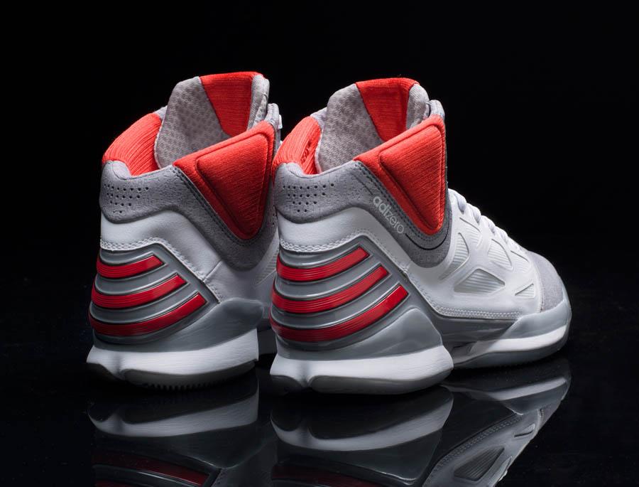 best authentic 3cc76 1ec89 ... top quality adidas adizero rose 2.5 aluminum scarlet white g48836 5  ba79f e522d