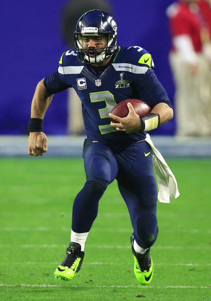 e223f6240 SoleWatch  The Best Cleats Worn in Super Bowl 49