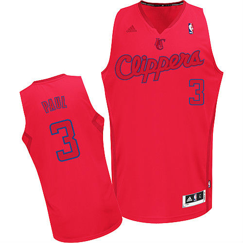 adidas BIG Color NBA Christmas Day Uniforms Los Angeles Clippers