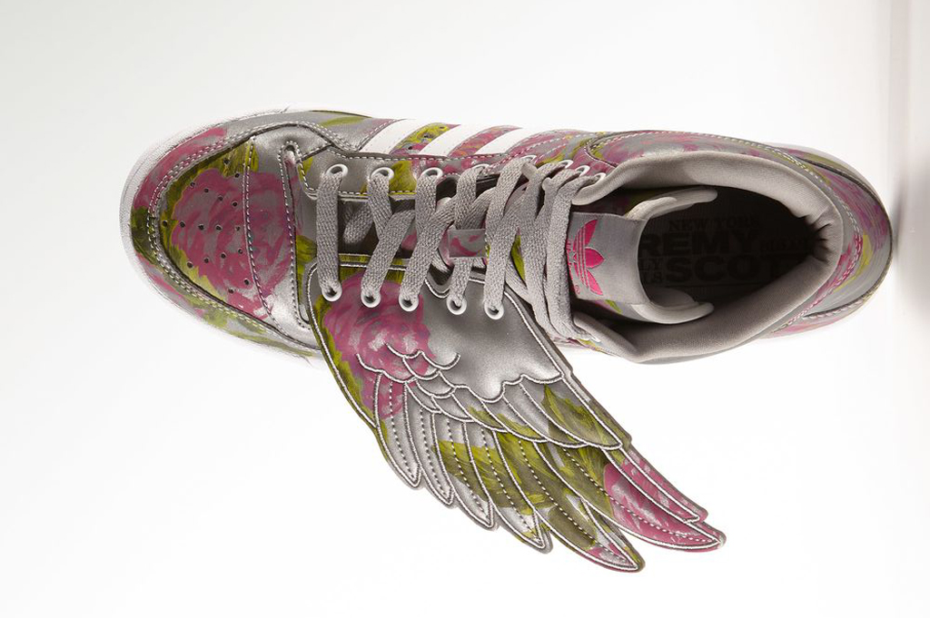28b2cfa870a9 Jeremy Scott s JS Wings Are Ready for Spring