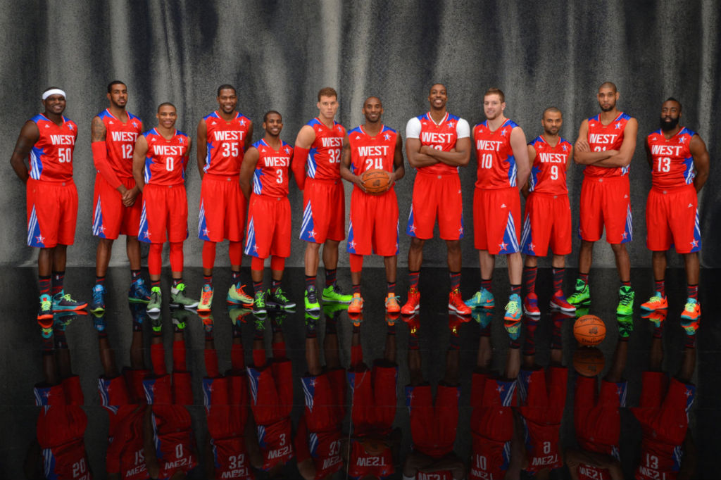 2013 Western Conference All-Stars