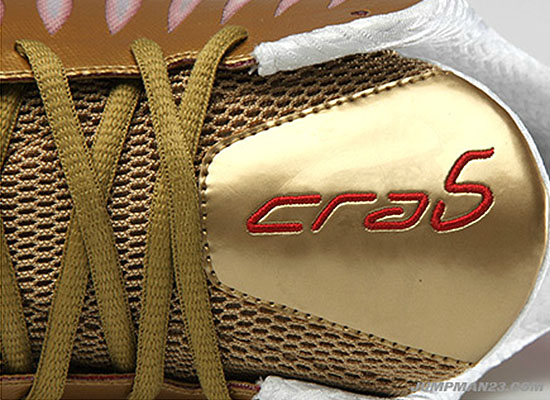 Jordan Super.Fly PE Cleats Michael Crabtree San Francisco 49ers (3)