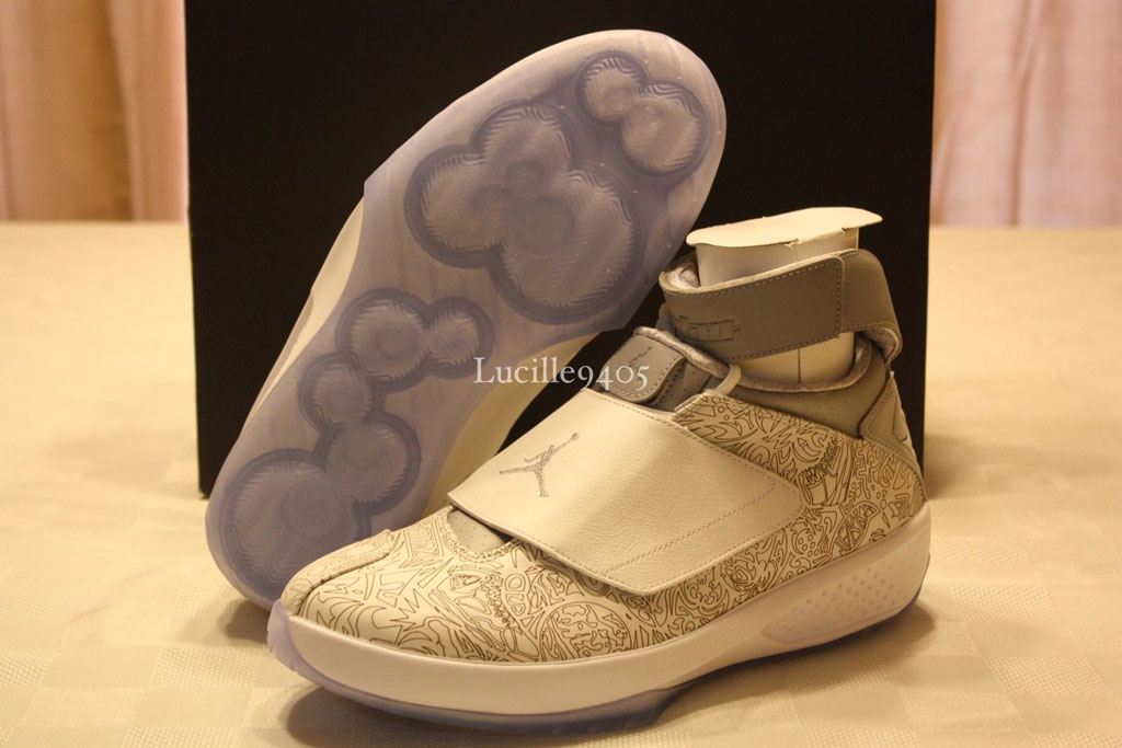 5ac1cd028850 Laser Air Jordan 20s Are Going to Be More Expensive Than You Think ...