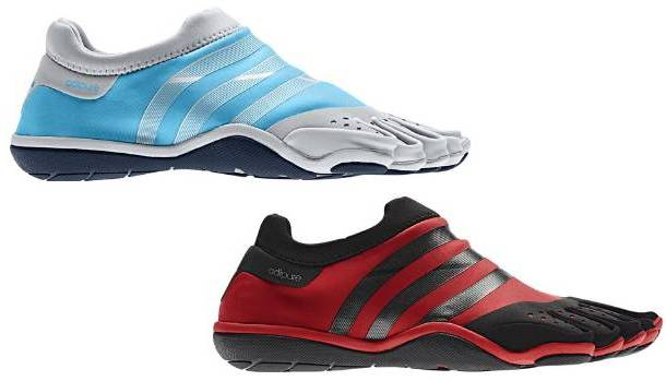 697c4ecff92fac adidas Unveils the First Barefoot Gym Shoe