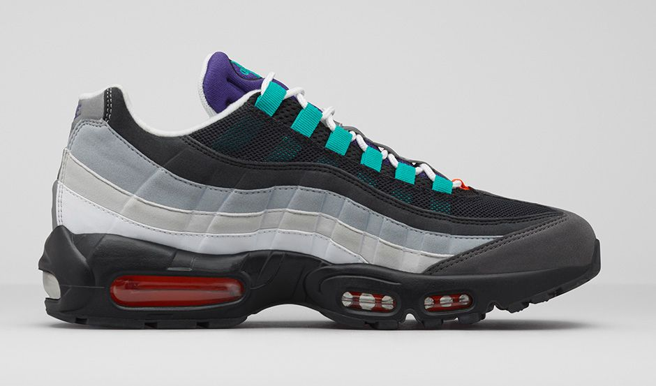 new style c9641 0161e It's Okay to Get Greedy with This Nike Air Max 95 | Sole Collector