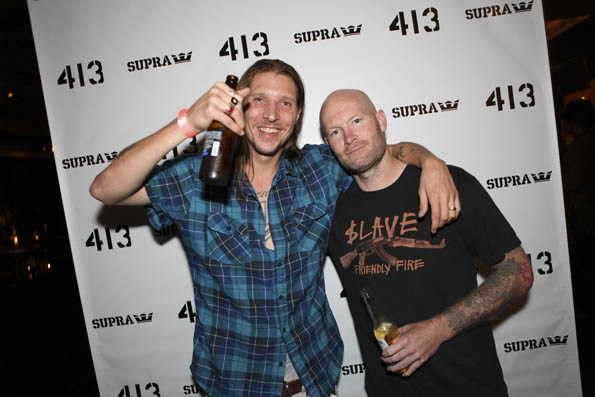 Recap: SUPRA Skytop III Release Events in Los Angeles
