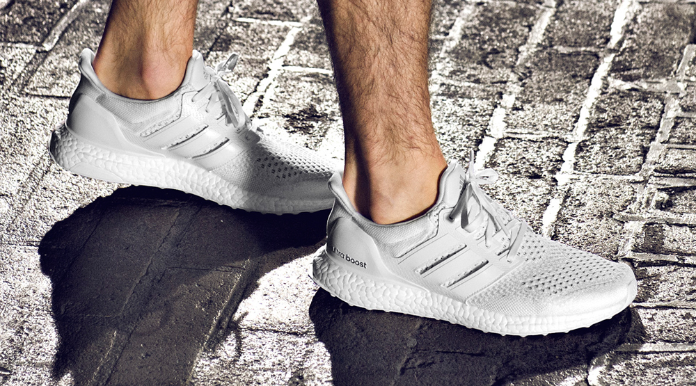 Adidas Ultra Boost White 2016