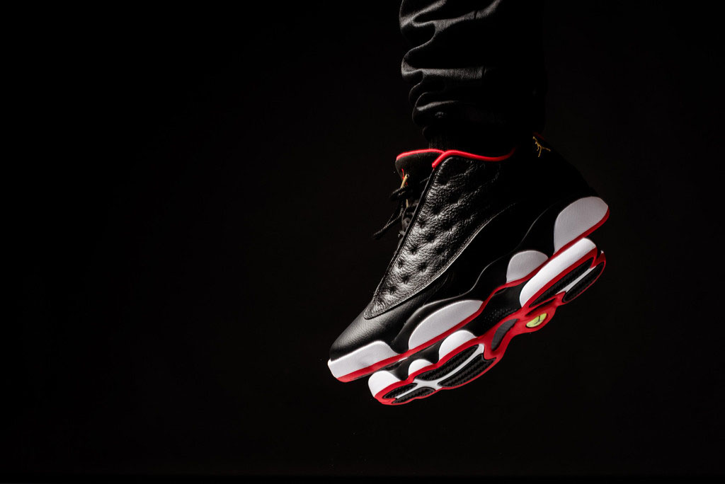 The Best Look at the Upcoming  Bred  Air Jordan 13 Low  505a6059b