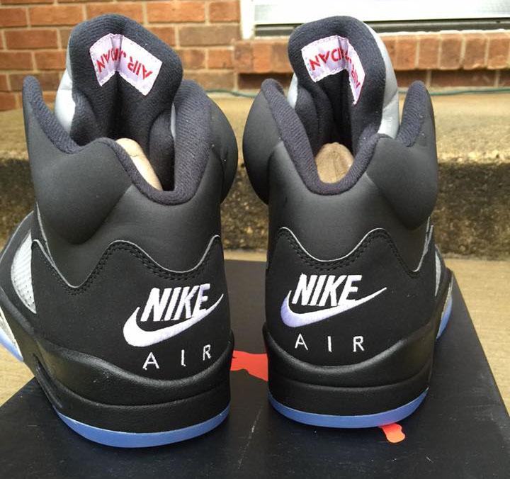 "Nike Air ""Metallic"" Air Jordan 5 | Sole Collector"