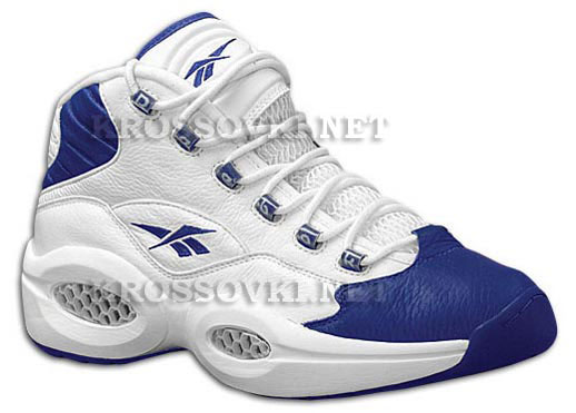 Reebok Question White/Royal