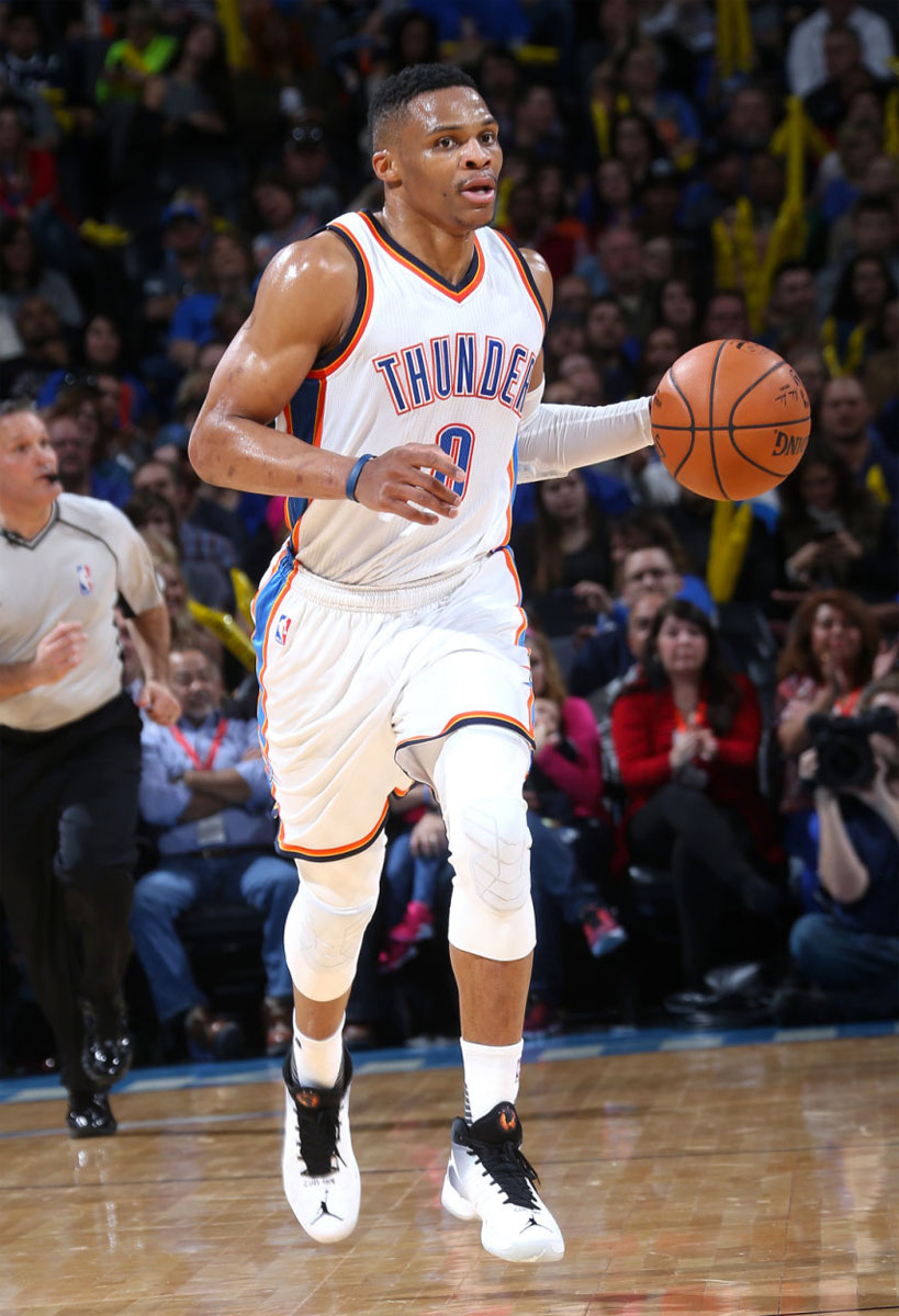 Russell Westbrook Debuts the Air Jordan XXX (8)