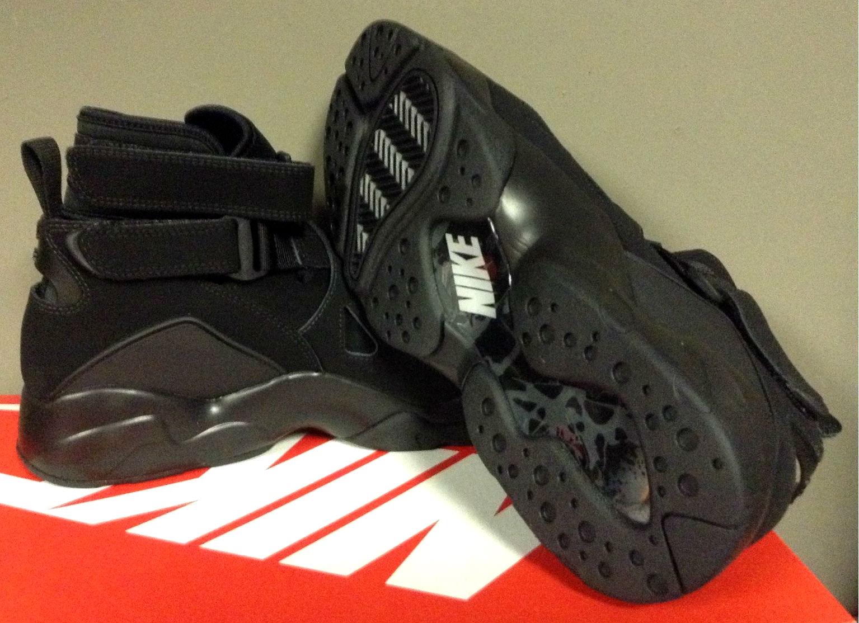 Nike Air Unlimited Black Sole 889013-002