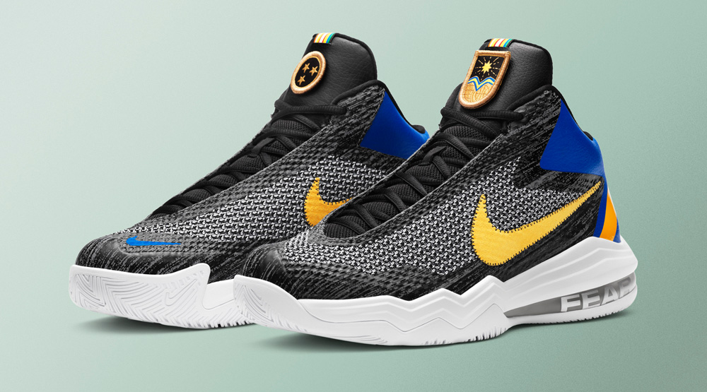 Anthony Davis Will Wear These Nikes at the 2016 NBA All-Star Game ... 456bc050a027