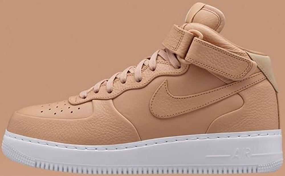 Nike Air Force 1 Mid SP Vachetta Tan/White-Vachetta Tan