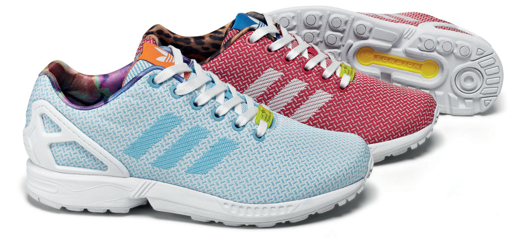 adidas ZX Flux Women's Weave Pack (1)
