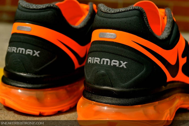 e0606ea5fe5d Nike Air Max 2012 Anthracite Black Total Orange 487982-008 (2)