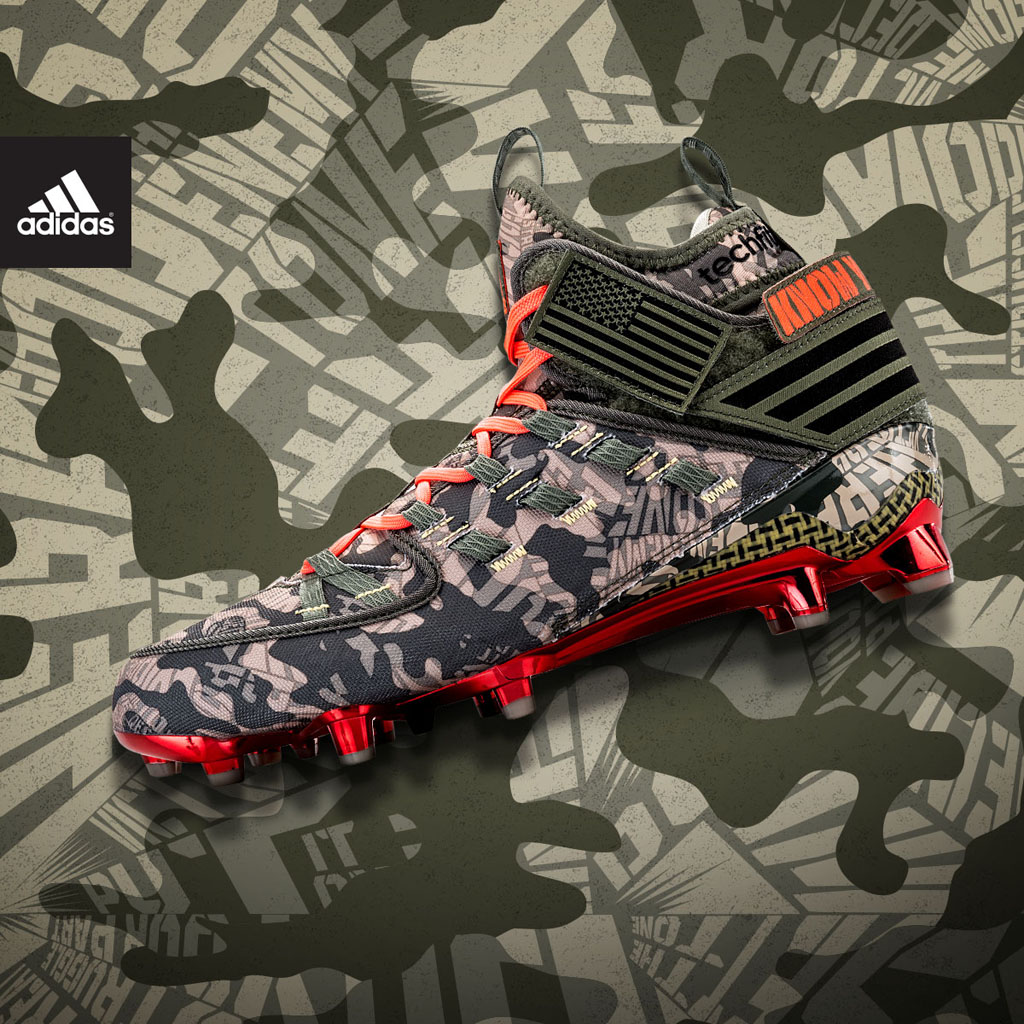 0fd08fcfdfe04 adidas Introduces New FREAK x KEVLAR Football Cleat | Sole Collector