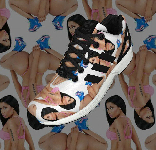 Adidas ZX Flux Army Camo W/ On Feet Review