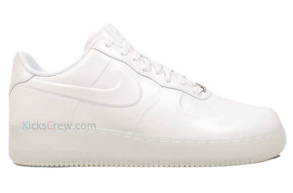 Nike Air Force 1 Low VT PRM QK White New Images | Sole
