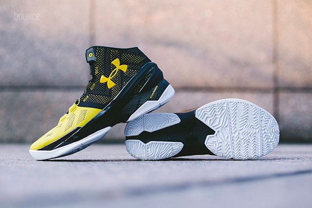 Under Armour Curry Two Longshot (2)