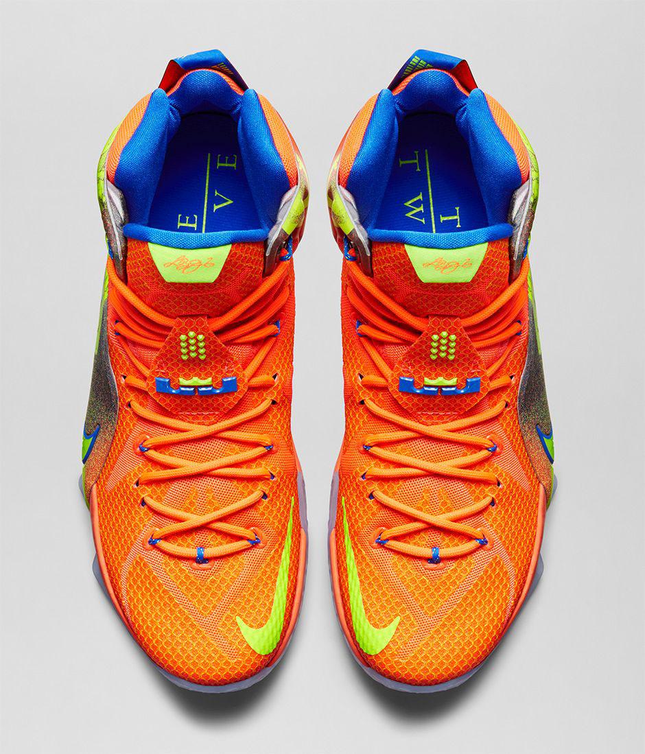 04cc05dd4d6 Nike LeBron XII 12 Six Meridians Release Date (4)