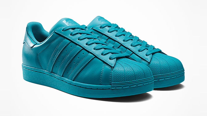 15a4952de192 Images via Inflammable. by Brendan Dunne. The Pharrell x adidas Superstar  ...